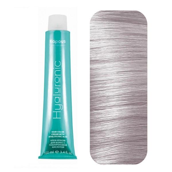Kapous Professional Питательный оттеночный бальзам для оттенков блонд Blond Bar, Серебро, 200 мл
