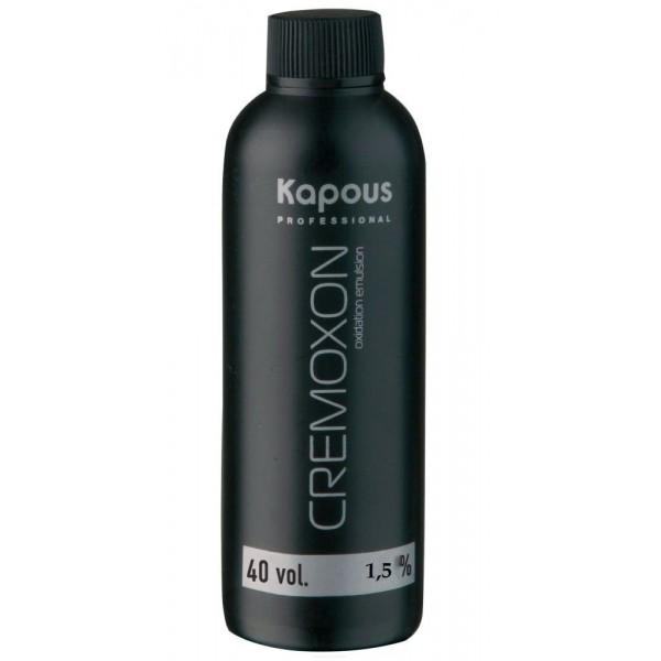 Ollin Professional N-JOY 4/0 шатен перманентная крем-краска для волос 100 мл